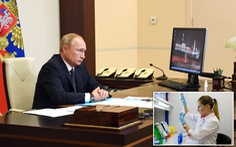 Nga tuyên bố đã sản xuất lô vắc xin đầu tiên, ông Trump 'hi vọng hiệu quả'