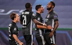 Lyon tạo 'địa chấn', loại Man City khỏi Champions League
