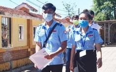 Quảng Bình xét nghiệm COVID-19 cho học sinh, sinh viên Lào