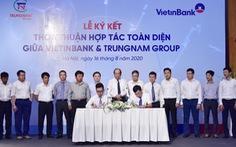 VietinBank và Trung Nam Group ký kết hợp tác toàn diện