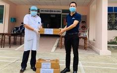 Yoosun Rau Má tiếp sức Đà Nẵng - Quảng Nam chống covid19