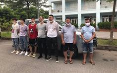 1 người Trung Quốc nhập cảnh trái phép, 50 công an bị cách ly