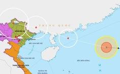 Bão số 4 cách Hoàng Sa 630km, gió giật cấp 10
