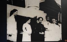 Trưng bày Huân chương Độc lập hạng nhất của vợ chồng nhà tư sản Trịnh Văn Bô