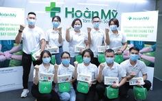 Hơn 100 nhân viên Tập đoàn Y khoa Hoàn Mỹ tình nguyện tham gia chống Covid-19