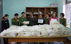 Gần 1.200 tội phạm ma túy đang bị truy nã, hầu hết rất nguy hiểm