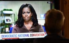 Michelle Obama cứng rắn và trực diện gọi ông Trump là 'tổng thống sai lầm'