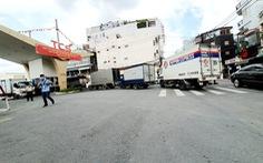 'Tắc đường' chở hàng hóa vào sân bay Tân Sơn Nhất, doanh nghiệp kêu cứu