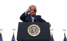 Ông Trump: 'Hủy đối thoại với Trung Quốc, bây giờ tôi không muốn nói chuyện với họ'