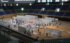 Xây dựng Bệnh viện dã chiến Đà Nẵng 700 giường thế nào trong 4 ngày?