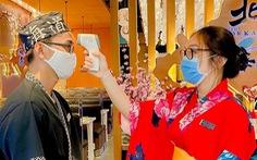 Nhà hàng Sushi Hokkaido Sachi không có bệnh nhân COVID-19