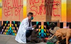 Tình trạng vô gia cư gia tăng trên toàn cầu