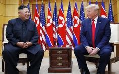 Ông Trump khoe ngăn chiến tranh Mỹ - Triều Tiên