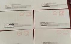 Đề nghị công an giúp xử lý vụ học sinh nhận thư nặc danh 'nói xấu' trường đại học