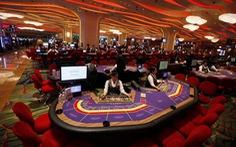 Báo cáo Bộ Chính trị việc sửa nghị định kinh doanh casino