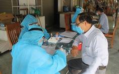 Nhân viên ban quản lý chợ Lầu Đèn mắc COVID-19, Đà Nẵng tìm người liên quan