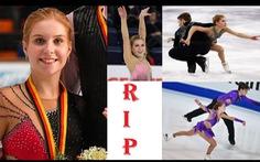 Người đẹp trượt băng Katia tự tử do mất hết, phải thoát y vũ kiếm sống