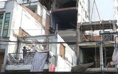 Nhiều nhà dân tự giải tỏa, giao mặt bằng cho dự án metro số 2