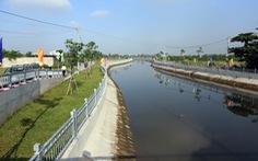 Cải tạo 18 tuyến kênh rạch, dân vùng ven TP.HCM thoát lo ngập nước
