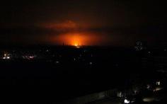 Nổ đường ống dẫn khí đốt nghi do khủng bố, Syria mất điện toàn quốc