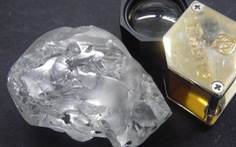 Công ty ở Lesotho đào được viên kim cương cỡ lớn, trị giá 18 triệu USD
