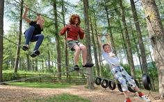 Trẻ em thông minh hơn khi lớn lên ở nơi không khí trong lành