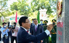 20 năm Hiệp ước biên giới Việt - Trung