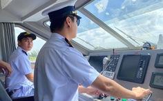 Tàu cao tốc Bạch Đằng - Bình Dương - Củ Chi giảm chuyến vì dịch COVID-19