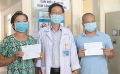 Bệnh nhân 517 xuất viện: 'Tôi từng suy sụp vì nghĩ mình làm ảnh hưởng nhiều người'