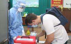 TP.HCM: Chỉ 6 mẫu dương tính trong hơn 54.000 người về từ Đà Nẵng xét nghiệm