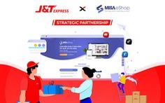 J&T Express và MISA eShop 'bắt tay' - Giải pháp quản lý đơn hàng toàn diện