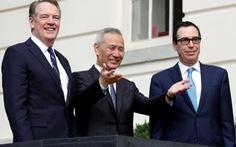 Mỹ, Trung lạc quan về thỏa thuận thương mại sau điện đàm