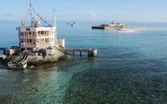 Bốn bạn trẻ giữ biển Đông bằng 'vũ khí': kiến thức luật pháp và an ninh quốc tế