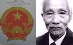Tưởng thưởng họa sĩ Bùi Trang Chước - người vẽ thực sự Quốc huy Việt Nam