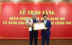 HLV Park Hang Seo: 'Cảm ơn nhân dân Việt Nam đã trao huân chương này cho tôi'