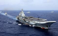 Dù dịch bệnh hoành hành, Trung Quốc vẫn làm căn cứ lớn cho tàu sân bay