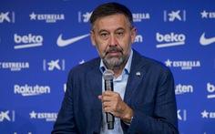 Chủ tịch Barca tuyên bố sẽ ra đi nếu Messi ở lại