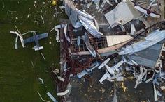 Bão Laura giảm thành áp thấp nhiệt đới, không gây thiệt hại tàn khốc như dự báo