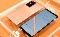 Galaxy Note20 và cú hích của Samsung trong nửa cuối năm
