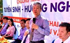 Thí sinh từ Quảng Ngãi trở ra không tham gia thi năng lực tại TP.HCM