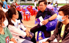 570 thí sinh được ưu tiên xét tuyển vào ĐH Khoa học tự nhiên TP.HCM