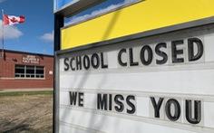Canada chi thêm 1,5 tỉ USD để mở cửa lại trường học trong đại dịch