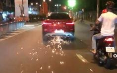 Nữ tài xế BMW gây náo loạn đường phố: Nhậu từ trưa đến tối, vẫn tự cầm lái