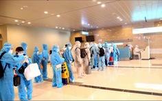 Đưa 342 công dân từ Macau về nước, trong đó nhiều phụ nữ mang thai và trẻ em