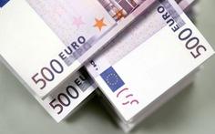 Hai xe tải chặn xe tiền ngân hàng cướp 9 triệu euro