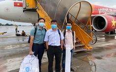 Lần thứ 4, Bệnh viện Chợ Rẫy điều bác sĩ chi viện tâm dịch Đà Nẵng