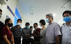 Quảng Nam đề nghị Bộ Y tế hỗ trợ năng lực xét nghiệm COVID-19