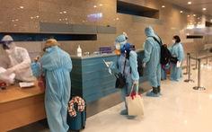 300 người từ Canada, Hàn Quốc về nước, đi cách ly ở Vĩnh Long và Sóc Trăng