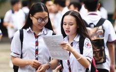 Thi tốt nghiệp THPT: Tổ chức 2 đợt được không?