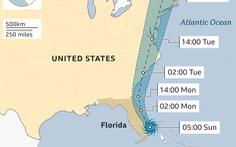 Florida hứng bão nhiệt đới Isaias giữa lúc đang có gần nửa triệu ca COVID-19